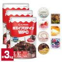 プロテイン アルプロン ホエイプロテイン WPC 1kg 50食分 ×3種セット 選べるフレーバー チョコレート ココアミルク …