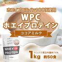 [送料無料&10%OFFクーポン]アルプロン WPC ホエイプロテイン100 ココアミルク 1kg(約50食)   正規品 ALPRON プロテ…
