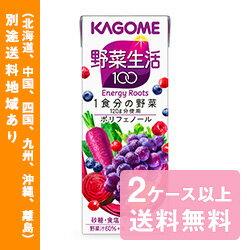 カゴメ野菜生活100紫の野菜