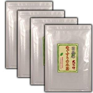 メグスリノキ茶 目薬の木茶 4袋セット3g×60包 ×4袋