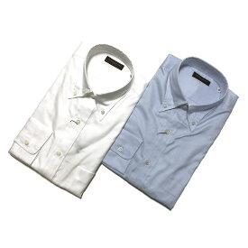 TOMORROWLAND トゥモローランド メンズ ピンオックス ボタンダウンシャツ