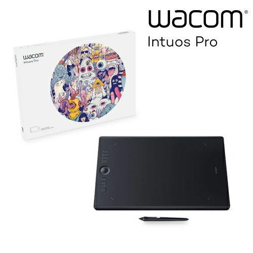 【取寄品】ワコム ペンタブレット Intuos Pro Large PTH-860/K0