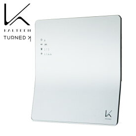 カルテック 空気清浄機 光触媒除菌・脱臭機 ターンド・ケイ 壁掛けタイプ 約8畳 KL-W01 【代引不可】