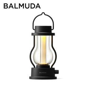 【取寄品】バルミューダ ポータブルLEDランタン ブラック L02A-BK ポータブル LED 電気 明かり 灯り BALMUDA The Lantern