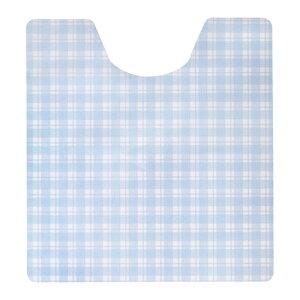 トイレ用消臭フロアシート ブルー 20枚使い捨て 介護施設 介護 業務用 トイレ フロアシート