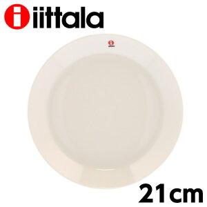 iittala イッタラ ティーマ Teema プレート 21cm ホワイト