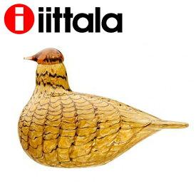 iittala イッタラ Birds by Toikka バード カラフトライチョウ 夏 150×110mm Summer Grouse『送料無料(一部地域除く)』