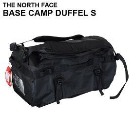 THE NORTH FACE ザ・ノースフェイス BASE CAMP DUFFEL S ベースキャンプ ダッフル 50L ブラック ボストンバッグ ダッフルバッグ バックパック 【送料無料(一部地域除く)】