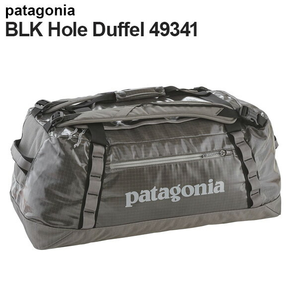 Patagonia パタゴニア 49341 ブラックホールダッフル 60L ヘキサグレー Black Hole Duffel Hex Grey HEXG