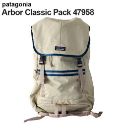 Patagoniaパタゴニア47958アーバークラシックパック25LカーキArborClassicPack