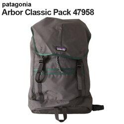 Patagoniaパタゴニア47958アーバークラシックパック25LフォージグレーArborClassicPack