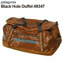 Patagonia パタゴニア 49347 ブラックホールダッフル 70L ハモンズゴールド Black Hole Duffel 【送料無料(一部地域…