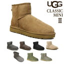 UGG アグ クラシックミニ II ムートンブーツ ウィメンズ 1016222 Classic Mini WOMENS レディース ショートブーツ『送…