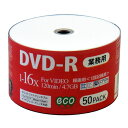 DVD-R 録画用 CPRM対応 50枚