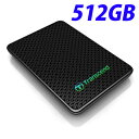 TS512GESD400K トランセンド 外付SSD 512GB USB3.0