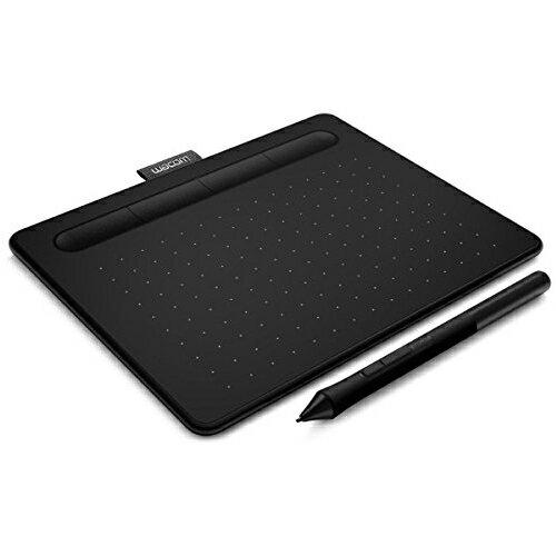 【取寄品】ワコム ペンタブレット Intuos Small ベーシック ブラック CTL-4100/K0 ペンタブ 液晶ペンタブレット
