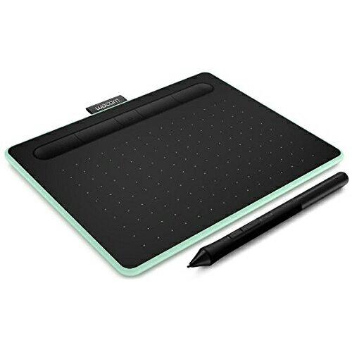 【取寄品】ワコム ペンタブレット Intuos Small ワイヤレス ピスタチオグリーン CTL-4100WL/E0 ペンタブ 液晶ペンタブレット