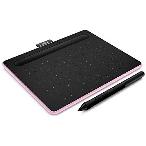 【取寄品】ワコム ペンタブレット Intuos Small ワイヤレス ベリーピンク CTL-4100WL/P0 ペンタブ 液晶ペンタブレット