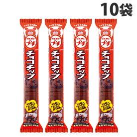 ブルボン プチ チョコチップ 58g×10袋 焼き菓子 クッキー チョコレート お菓子 おやつ