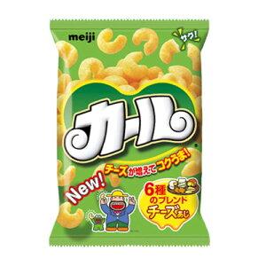 明治製菓 カール チーズ味 64g