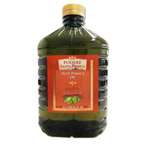 『おひとり様2本まで』『大幅値下げ!』サンタプリスカ オリーブポマスオイル 3L オリーブポマース 食用油