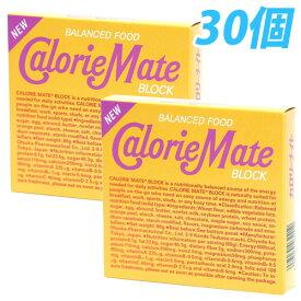 大塚製薬 カロリーメイト ブロック メープル味 4本×30個