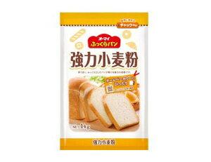 日本製粉 オーマイ ふっくらパン強力小麦粉 1kg