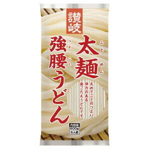 さぬきシセイ 讃岐太麺強腰うどん 600g