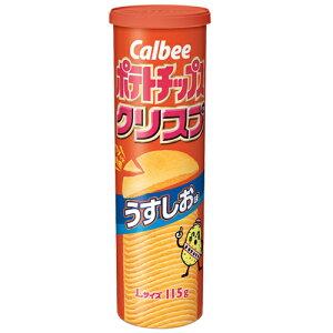 カルビー ポテトチップスクリスプ うすしお味 115g