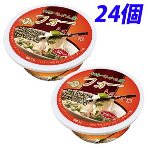 Gluten Free フォー(米粉麺) トムヤム味 65g×24個