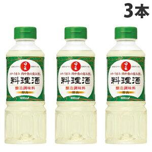 日の出寿 料理酒(醇良) 400ml×3個