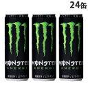 アサヒ飲料 モンスター エナジー 355ml×24缶