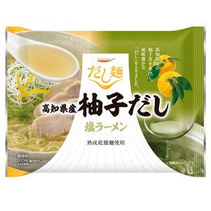 tabete だし麺 高知県産柚子だし塩ラーメン 102g