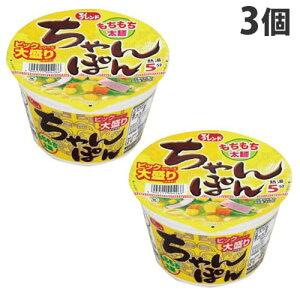 大黒食品 マイフレンドBIG ちゃんぽん 105g×3個