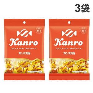 カンロ カンロ飴 140g×3袋