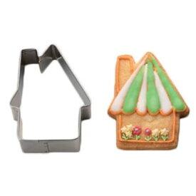 cakeland 抜型 ハウス クリスマス クッキー型 パン道具 お菓子道具 調理 製菓 製パン 1945