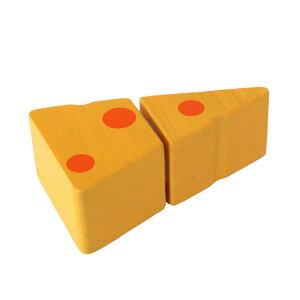 まろやか チーズ 女の子 2歳 3歳 4歳 5歳 ままごと ごっこ遊びおもちゃ ままごと道具 食材 Ed.Inter(エド・インター) 木のおもちゃ 木製玩具 幼児 子ども 木製 プレゼント ギフト 誕生日 【店頭受