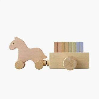 玩具诞生庆祝生日好的多米诺骨牌 (日本系列) 树友好色调的日本制造的木制玩具