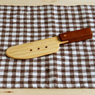 (Wooden house kitchen series) House kitchen wooden house kitchen knife