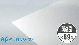 ポリカーボネート板PCSP 660T 耐候(両面) 透明 クリア 厚3mm タキロン ポリカ(最大2,000mm × 4,000mm)6,870円/1平米 タキロンシーアイ