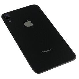 iPhoneXR バックパネル カメラレンズつき 修理交換用背面ガラスパネル アイフォン修理パーツ 背面パネル割れ 背面ガラス割れ交換用 ゆうパケット可