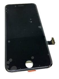 iPhone7 液晶フロントパネルアセンブリ ブラック アイフォン修理パーツ 【スマホ交換用部品】ゆうパケット可