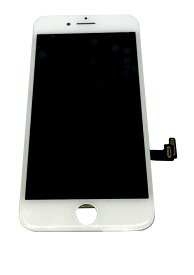 iPhone7 液晶フロントパネルアセンブリ ホワイト アイフォン修理パーツ 【スマホ交換用部品】ゆうパケット可