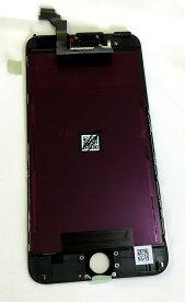 iPhone6 Plus 液晶フロントパネルアセンブリ ブラック アイフォン修理パーツ 【スマホ交換用部品】ゆうパケット可