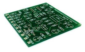 【メール便なら送料無料】Pale green Compressor風 コンプレッサーペダル自作用基板