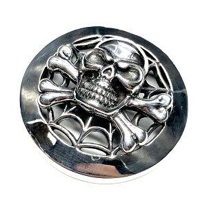 送料無料 ALZUNI アルズニ シルバー コンチョ スカル スカルボーン 950 メンズ レディース 飾りボタン おしゃれ かわいい オリジナル シルバーアクセサリー カスタマイズ カスタム シルバーコ