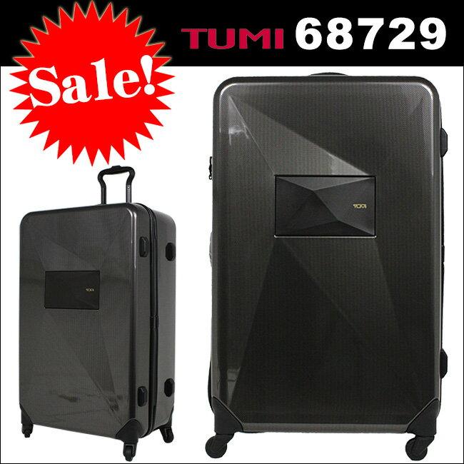 【並行輸入品】TUMI 68729 スーツケース キャリーバッグ 4輪キャスター 78.5cm DROR FOR TUMI トゥミ ドロール エクステンデッド トリップ パッキングケース メンズ