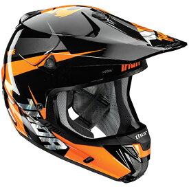 SALE Thor ソアー VERGE REBOUND Helmet 2016モデル オフロード モトクロス ヘルメット ワケあり【オレンジ黒】【緑黒】【白灰】【AMACLUB】 おすすめ