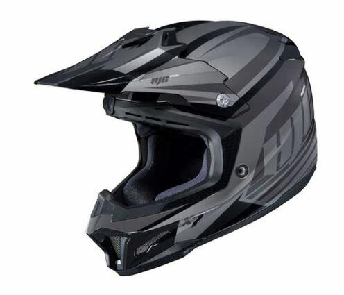 【5XLまで】 HJC エイチジェイシー CL-X7 BATOR HELMET BLACK/GREY 2018モデル モトクロス オフロードヘルメット バイク バートル アウトレット 大きいサイズあり【黒/グレイ】【AMACLUB】
