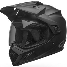 【DSタイプ】BELL ベル MX-9 ADVENTURE MIPS Matte Black HELMETフルフェイスヘルメット シールド付オフロード デュアルスポーツ バイク バイク アドベンチャー 黒